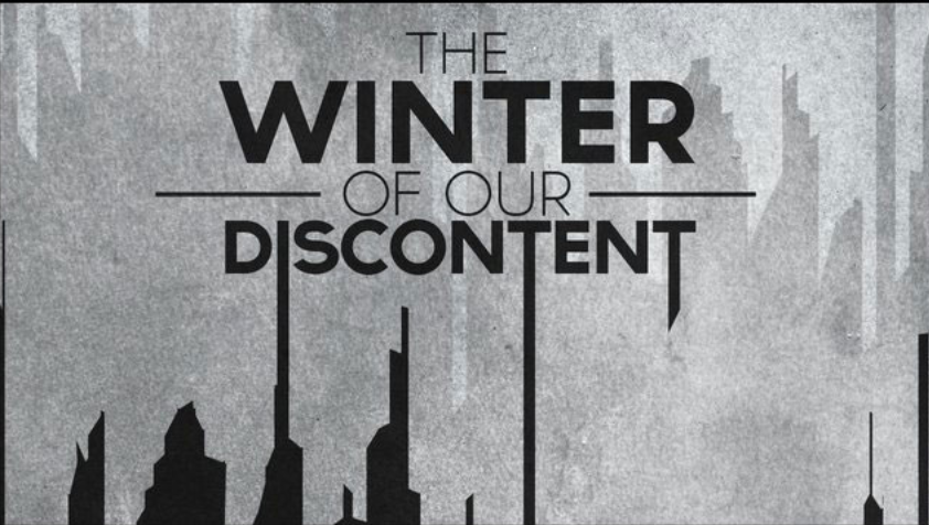 ShadowTrader Video 01.10.16 – Welcome to the Winter of Our Discontent