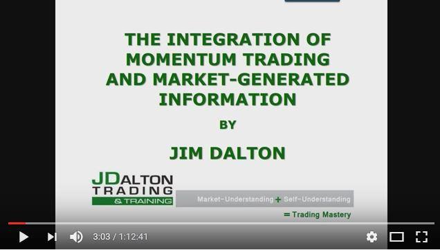 James Dalton, market profile