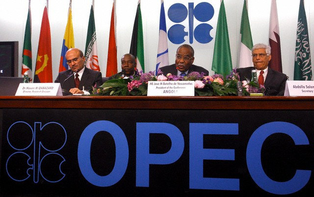 OPEC Deal Pushes Oil Up, Dollar Down.