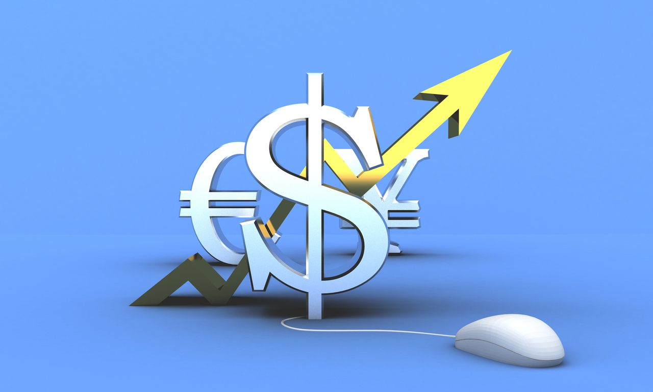 U.S. Dollar Rallies while Equities Gapped Up and Ended the Day Flat.