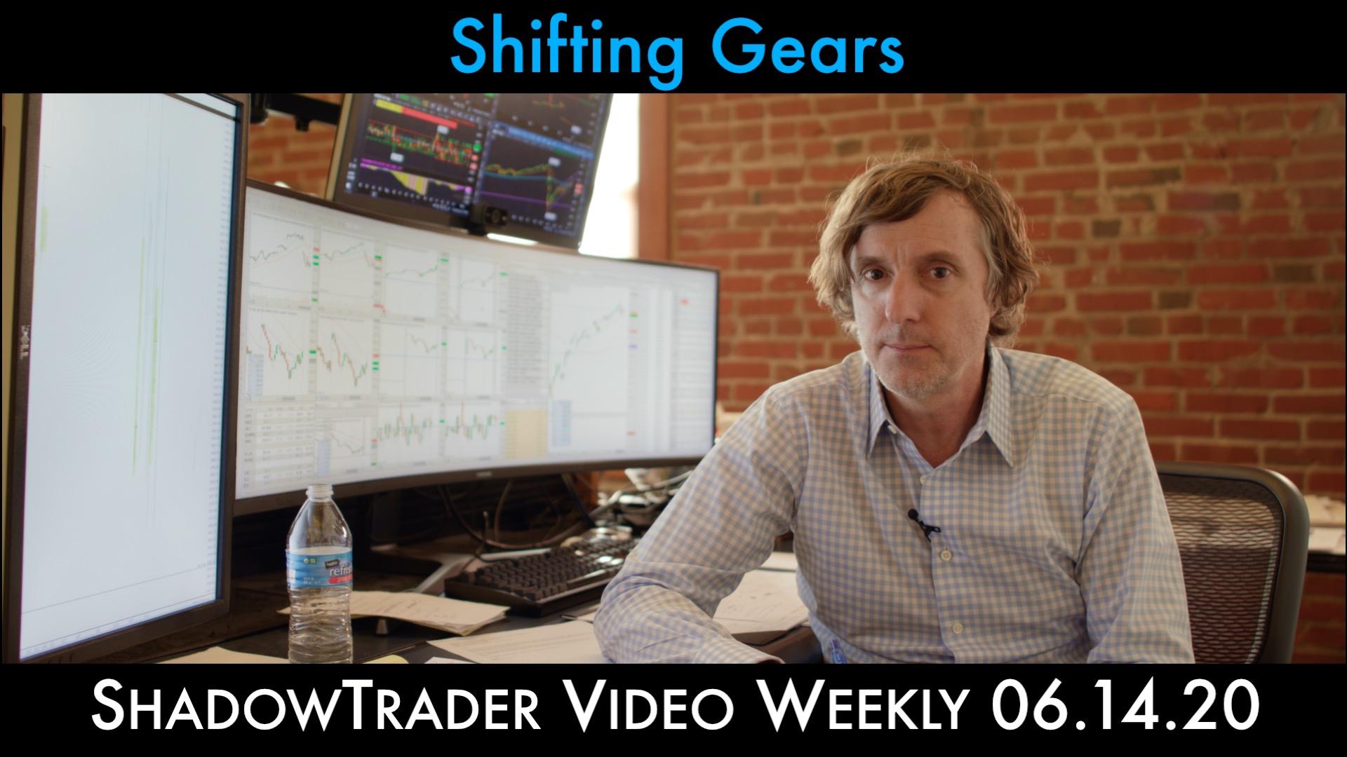 ShadowTrader Video Weekly 06.14.20 | Shifting Gears