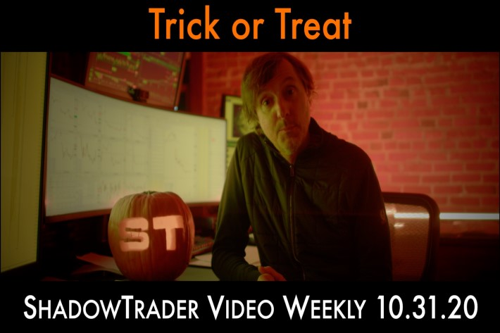 Trick or Treat | ShadowTrader Video Weekly 10.31.20