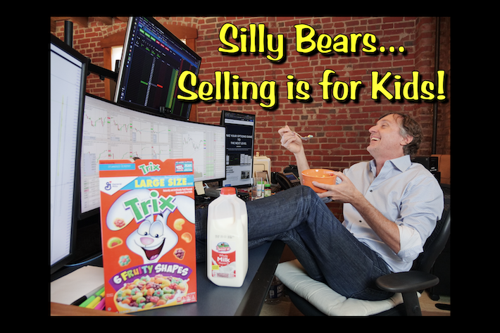 Silly Bears, Selling is for Kids | ShadowTrader Video Weekly 04.25.21