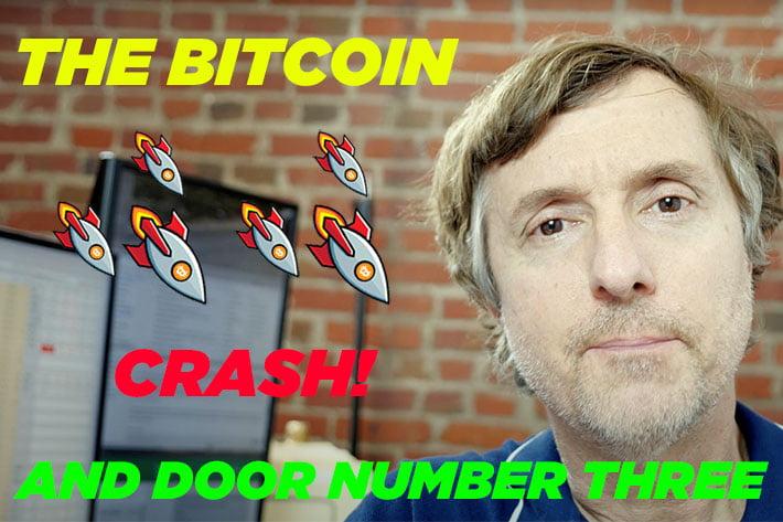 Bitcoin Crash & Door Number 3 | ShadowTrader Video Weekly 05.23.21