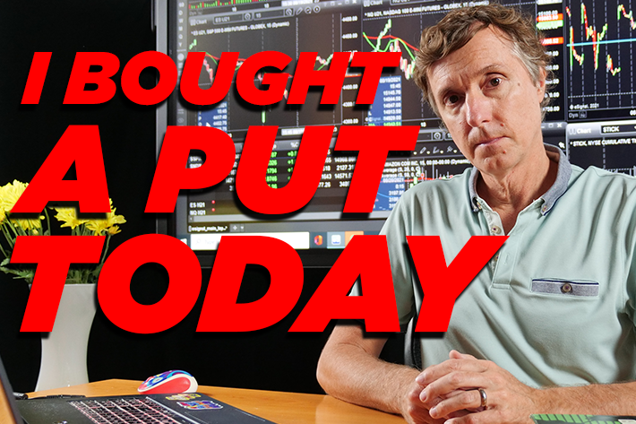 I Bought a Put Today | ShadowTrader Video Weekly 09.12.21