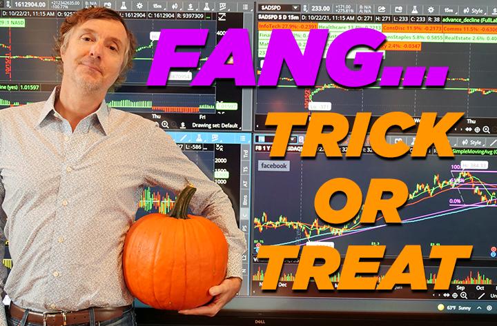 FANG…Trick or Treat? |  ShadowTrader Video Weekly 10.24.21